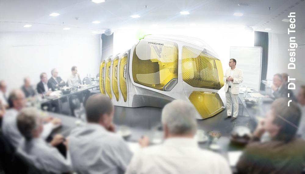 Maschine2025 Zukunftsworkshop